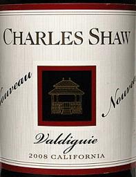 Trader Joe's Charles Shaw Valdiguié