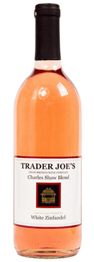 Trader Joe's Charles Shaw White Zinfandel