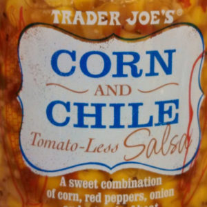 Trader Joe's Mexican Style Roasted Corn with Cotija Cheese ...
