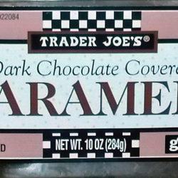 Trader Joe's Dark Chocolate Covered