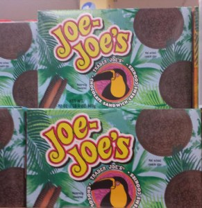 Trader Joe's Chocolate Joe Joes