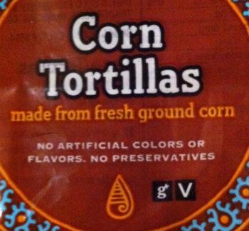 Trader Joe's Corn Tortillas