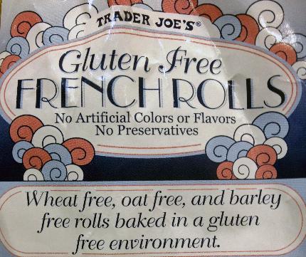 Trader Joe's Gluten-Free French Rolls