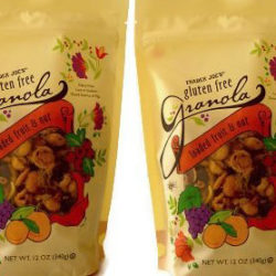 Trader Joe's Gluten-Free Loaded Fruit & Nut Granola