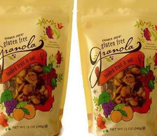 Trader Joe's Gluten-Free Loaded Fruit & Nut Granola