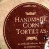 Trader Joe's Handmade Corn Tortillas