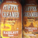 Trader Joe's Hazelnut Coffee Creamer