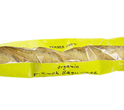 Trader Joe's Organic French Baguette