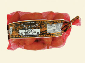 Trader Joe's Organic Sweet Potatoes