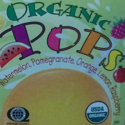 Trader Joe's Organic Lollipops