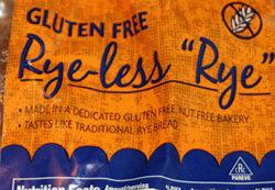 Trader Joe's Rye-Less Rye Bread