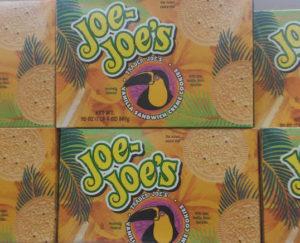 Trader Joe's Vanilla Joe Joes