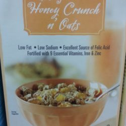 Trader Joe's Organic Honey Crunch n' Oats Reviews