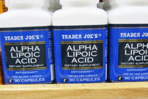 Trader Joe's Alpha Lipoic Acid
