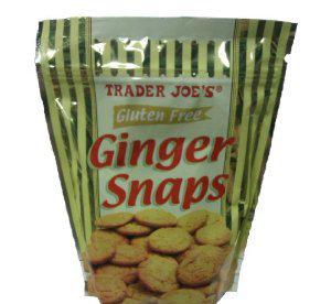 Trader Joe's Gluten-Free Ginger Snaps
