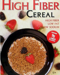 Trader Joe's High Fiber Cereal