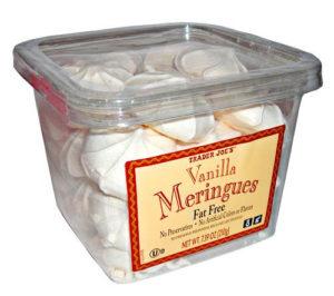 Trader Joe's Vanilla Meringues