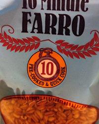 Trader Joe's 10 Minute Farro