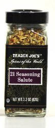 Trader Joe's 21 Seasoning Salute