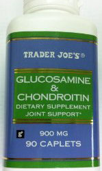 Trader Joe's Glucosamine & Chondroitin Reviews