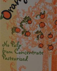 Trader Joe's No Pulp Orange Juice From Concentrate