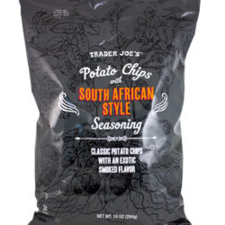 Trader Joe's South African Style Chips
