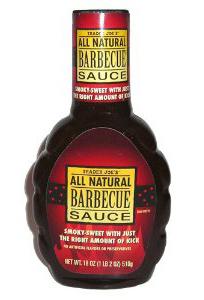 Trader Joe's All Natural Barbecue Sauce
