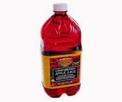 Trader Joe's Cranberry Apple Juice