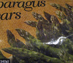 Trader Joe's Frozen Asparagus Spears