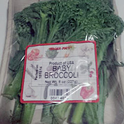 Trader Joe's Baby Broccoli