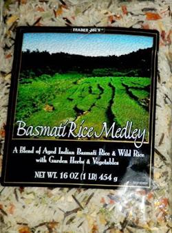 Trader Joe's Basmati Rice Medley Reviews