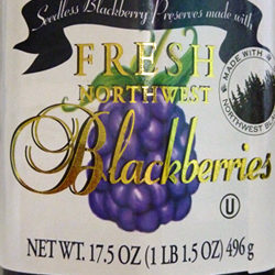 Trader Joe's Blackberry Preserves