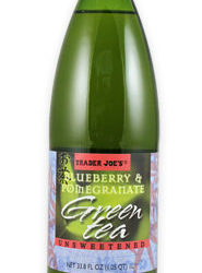 Trader Joe's Blueberry Pomegranate Green Tea