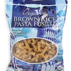 Trader Joe's Organic Brown Rice Pasta Fusilli