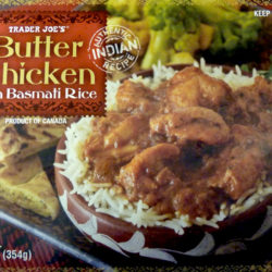 Trader Joe's Butter Chicken