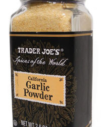 Trader Joe's California Garlic Powder