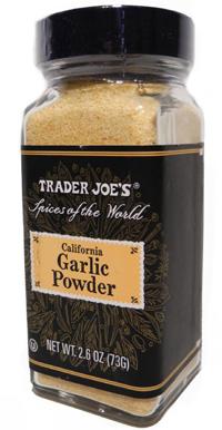 Trader Joe's California Garlic Powder