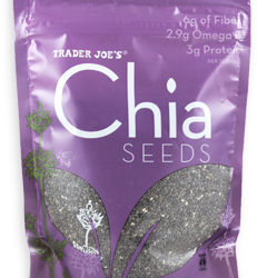 Trader Joe's Chia Seeds
