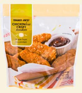 Trader Joe's Chicken-less Crispy Tenders