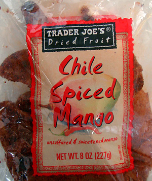 Trader Joe's Chile Spiced Mango