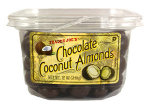 Trader Joe's Chocolate Coconut Almonds