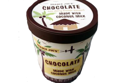 Trader Joe's Chocolate Coconut Milk Ice Cream