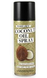 Trader Joe's Coconut Oil Spray