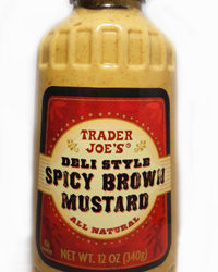 Trader Joe's Deli Style Spicy Brown Mustard
