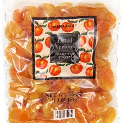 Trader Joe's Dried Apricots