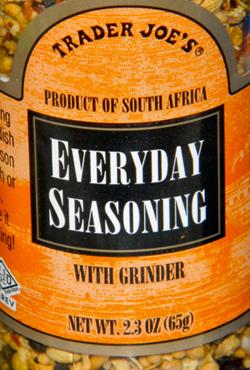 Trader Joe's Everyday Seasoning