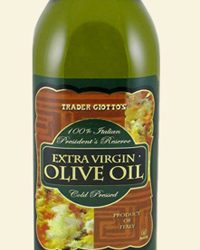 Trader Joe's Extra Virgin Olive Oil