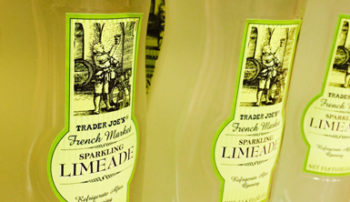 Trader Joe's French Market Limeade