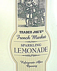 Trader Joe's French Market Sparkling Lemonade