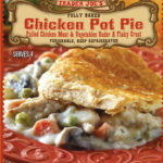 Trader Joe's Fully Baked Chicken Pot Pie